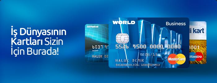 Ticari Kredi Karti Nedir